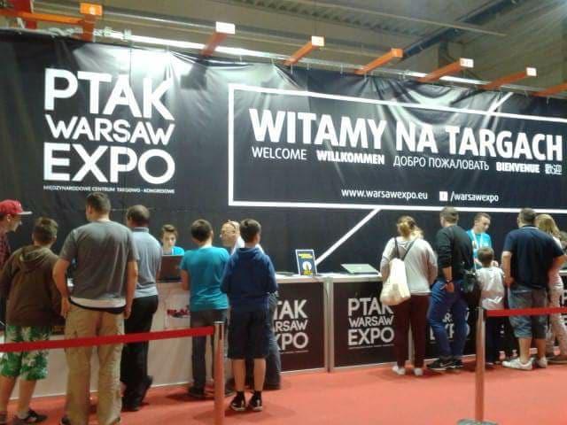 Warsaw Comic Con - relacja | arytmia.eu