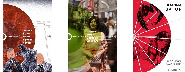 Joanna Bator - książki o Japonii