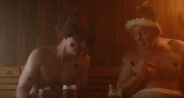 Kak ya stal russkim - recenzja serialu | arytmia.eu