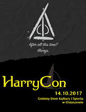 Patronat arytmia.eu - HarryCon