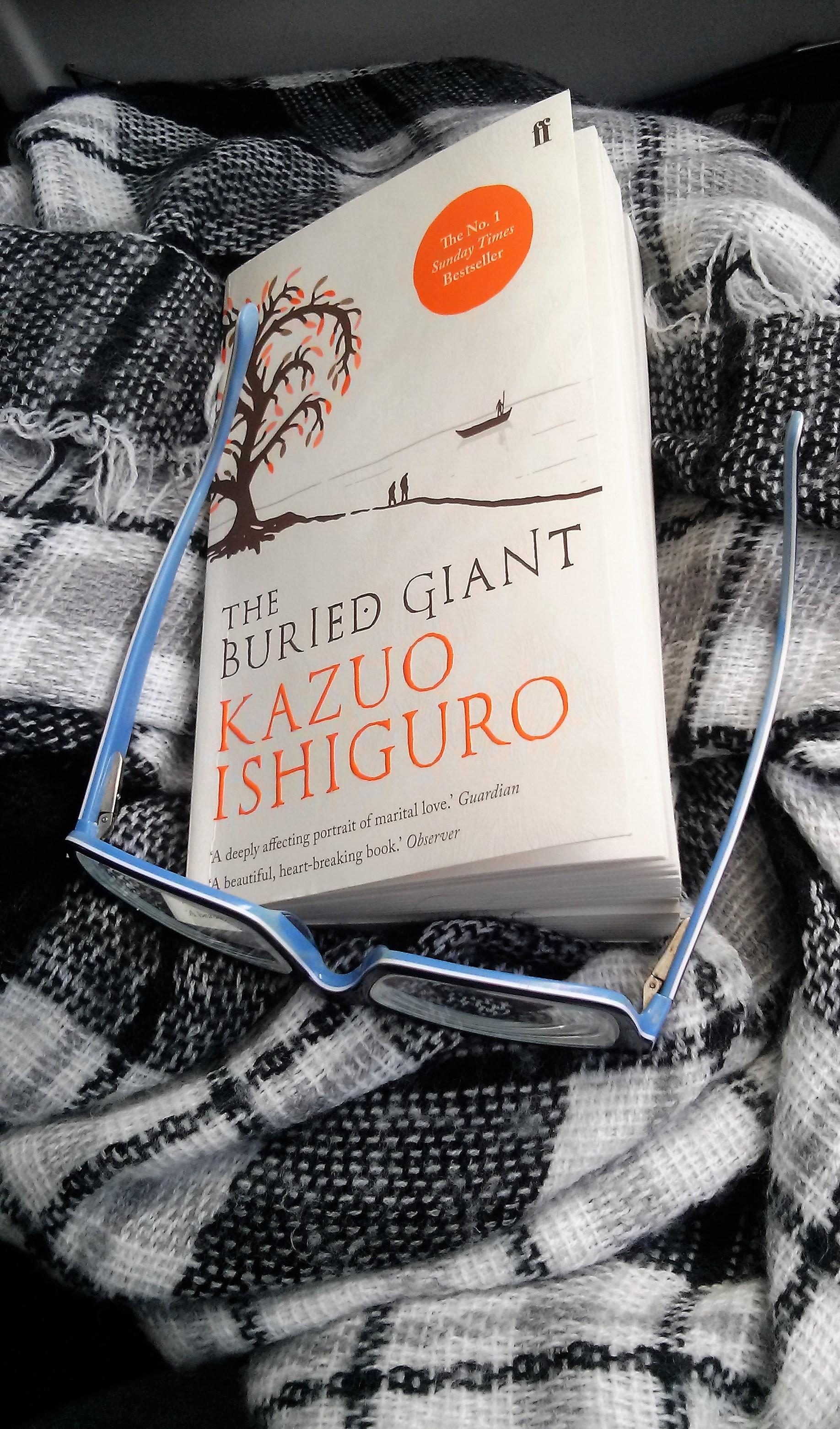 Pogrzebany olbrzym Kazuo Ishiguro - recenzja książki | arytmia.eu