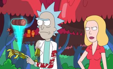 Rick i Morty - sezon trzeci - recenzja