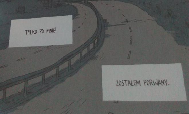 Recenzja komiksu Zakładnik