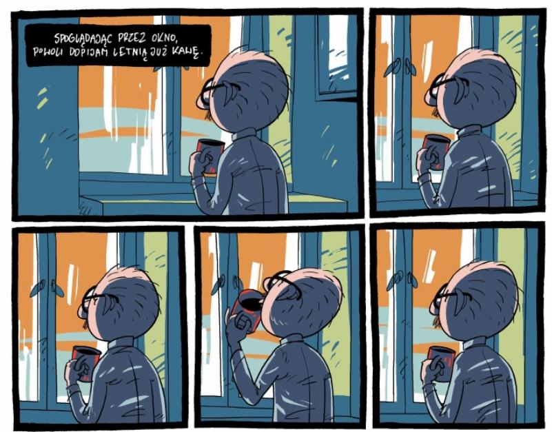 Recenzja komiksu Na szybko spisane