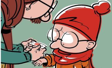 Recenzja komiksu Na szybko spisane Michala Sledzinskiego