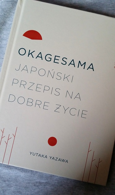 Recenzja książki Okagesama. Japoński przepis na dobre życie..