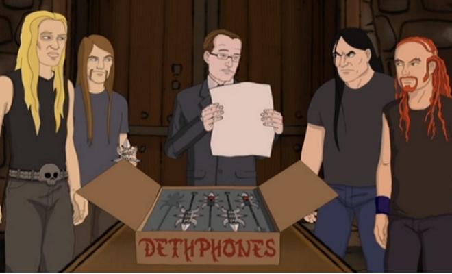 Opis serialu Metalocalypse
