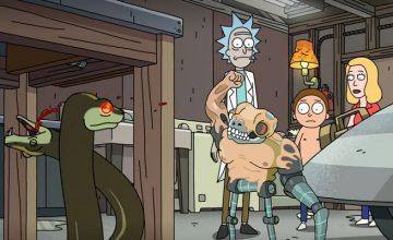 Rick i Morty - sezon 4 - recenzja
