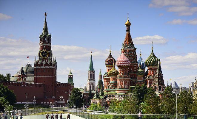 Moskwa śladami kultury i literatury