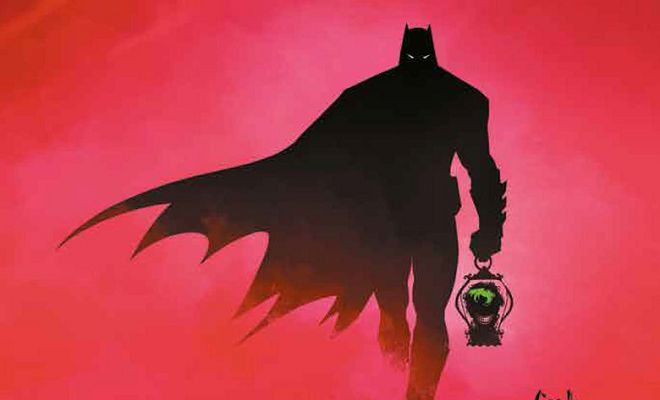 Batman - ostatni rycerz na Ziemi